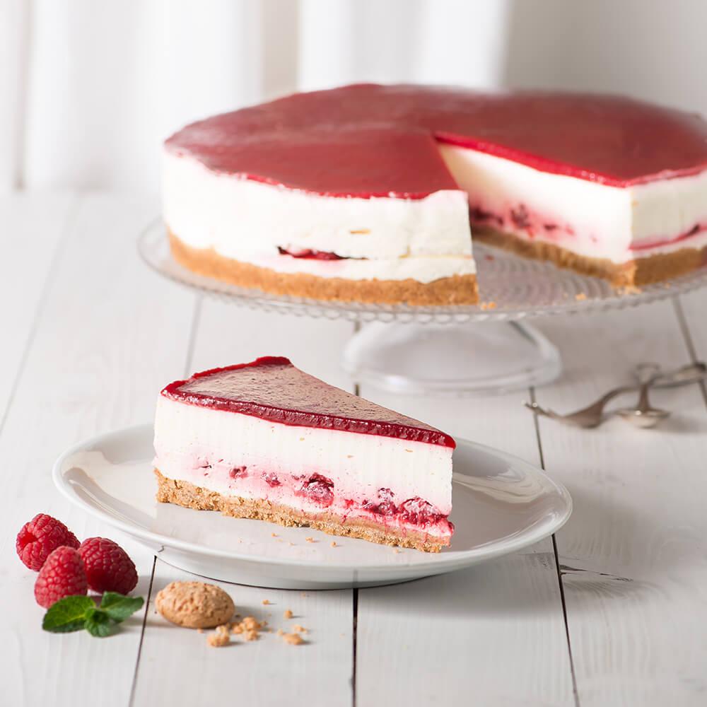 Himbeer Mascarpone Kuchen Herr Von Marusin