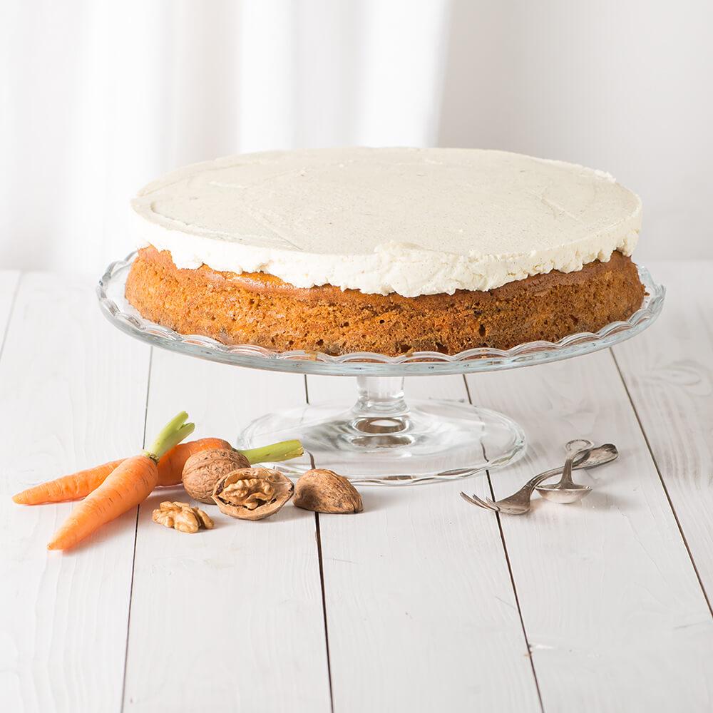 Mohren Walnuss Kuchen Herr Von Marusin