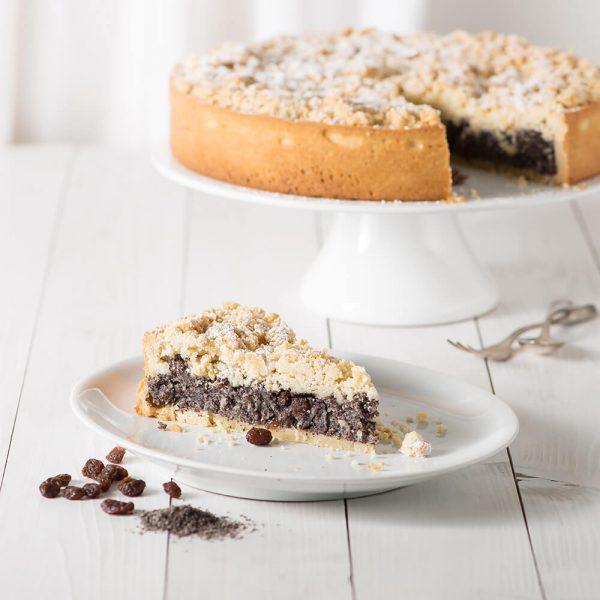 Marusin Mohn Streusel Kuchen Stueck