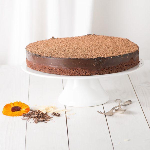 Marusin Oma Bocks dunkler Schokoladenkuchen