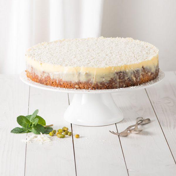 Marusin Oma Bocks weisser Schokoladenkuchen
