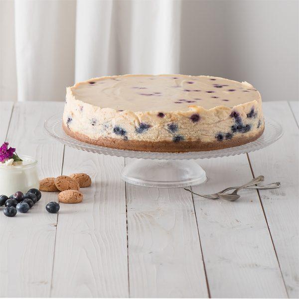 Marusin ein amerikanischer Traum New-York-Cheesecake mit Blaubeeren